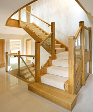 Staircases Dorset Joinery